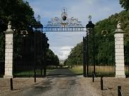 Aldenham Park Entrance